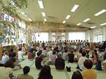 七夕会の写真